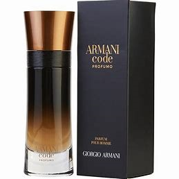 armani code profumo 200ml